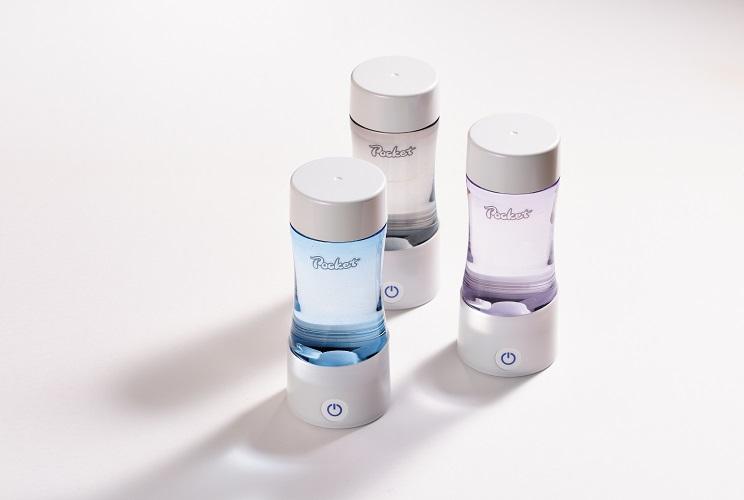 携帯水素発生ボトル Pocket プレミアム(協和医療器)