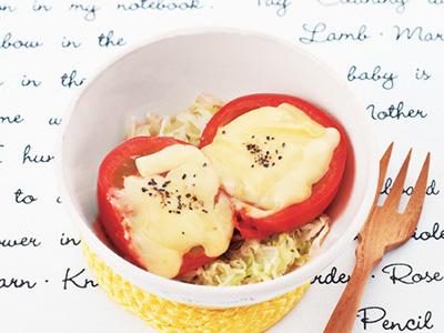 野菜料理のレシピ