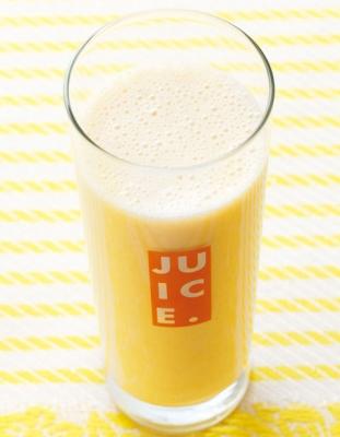 バナナきなこヨーグルトジュース