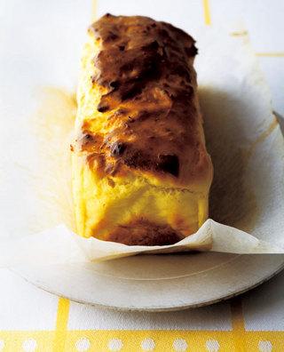 基本の大豆粉パンの完成イメージ