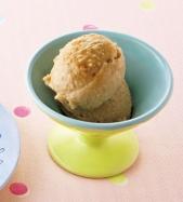 【塩麹おから】アイスクリームの完成イメージ