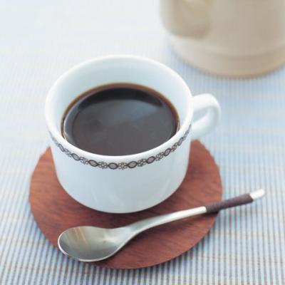 コーヒー×寒天の完成イメージ