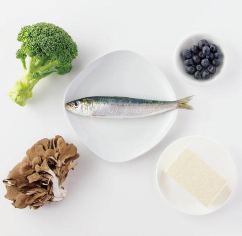 マルチ美女のAB型は大豆中心の5食材がオススメ!