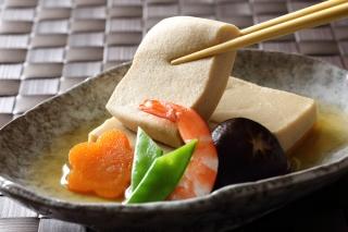 ダイエット中のドカ食いをSTOP!高野豆腐の2つのやせパワー