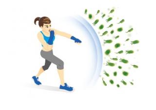 病気に負けない体をつくるための免疫力の高め方5つのギモン
