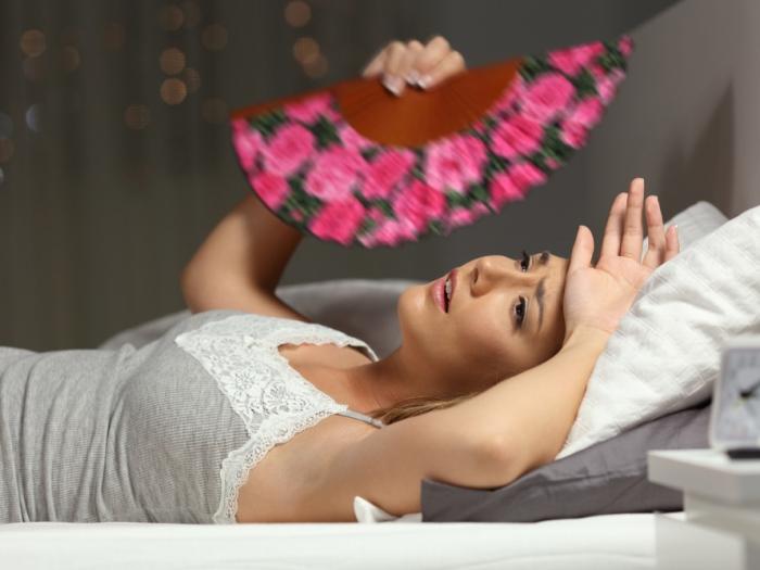 寝苦しい夜も快眠できる!寝汗を制する3ポイント