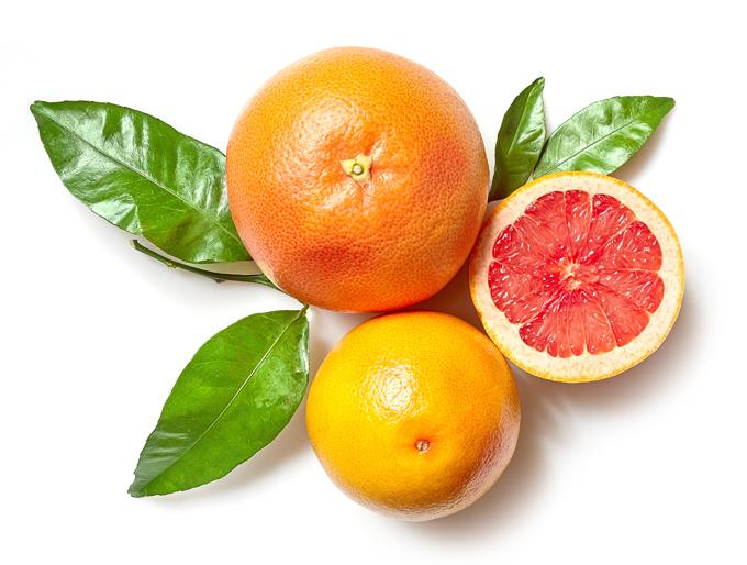 柑橘系フルーツが効く!むくみをとるひんやり果物スイーツ