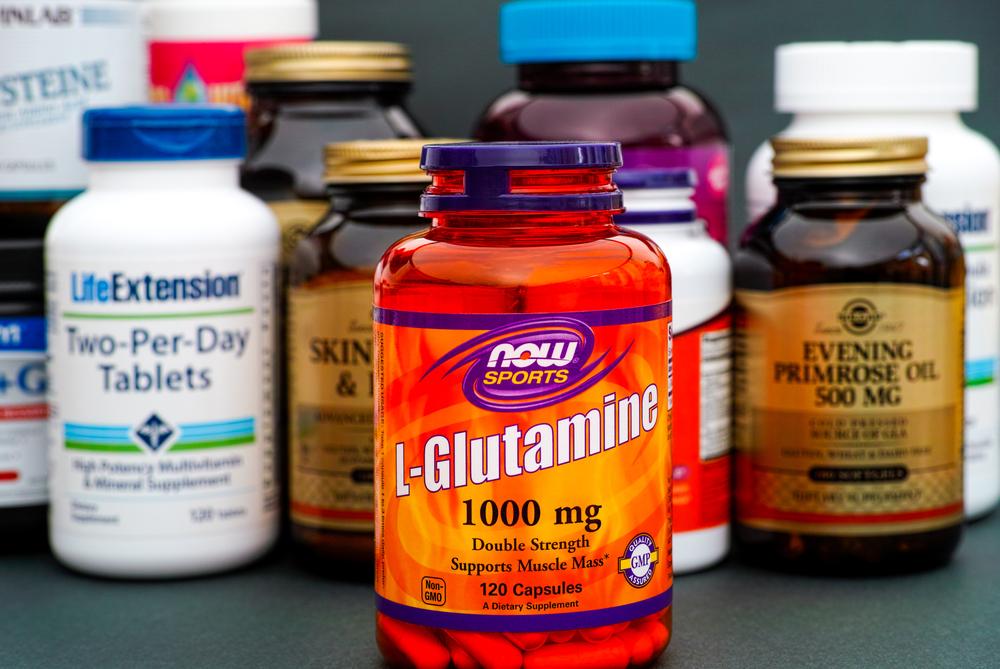 グルタミンのサプリメント