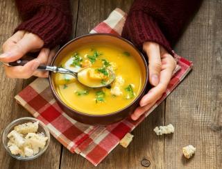 忙しい朝も簡単!「快腸あったかスープ」で即便秘解消できる理由
