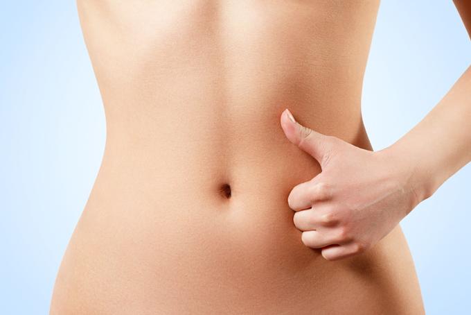 下腹のぽっこりを解消!くびれを作る「お腹やせ体幹ストレッチ」