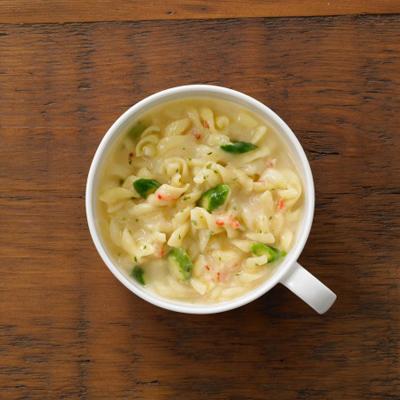 小腹を満たして、野菜も摂れる! 無印良品の小さめごはん&食べるスープ6選