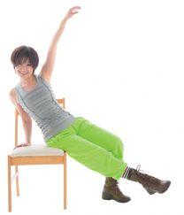 美ボディすぎる54歳・樫木裕実さんが教える1回5分の「健康カーヴィー」で不調解消!