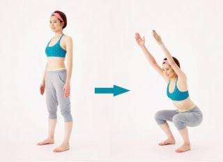 「5分間筋トレ」でくびれに必要な背中の筋肉を育てる!