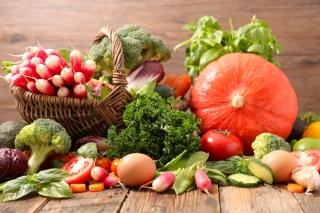 目標は1日に野菜350g! ムリなくおいしく野菜をとる方法