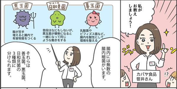 【漫画レポート】知らないと損!? 今話題の乳酸菌の正しい摂り方