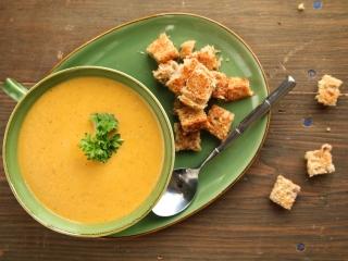 かぼちゃスープのイメージ画像