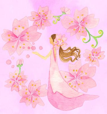 2018年の運勢。2月4日〜4月16日生まれで、子寅辰午申戌年生まれの人。漢方女神占い「桜」タイプ