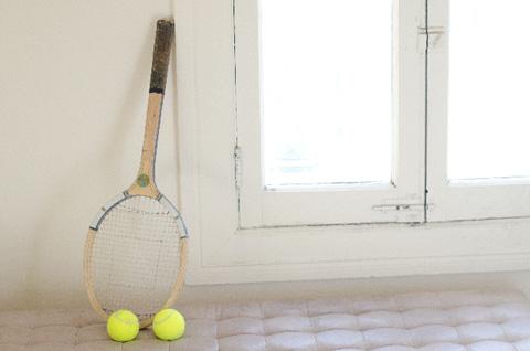 楽しく続けてラク~にやせる! テニスでお手軽ダイエット
