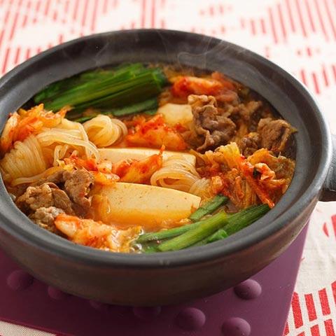 具のバランスがやせ鍋の決め手!太りにくい体になるひとり鍋ダイエット