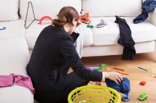 時間が足りない!働くママたちが抱える「新型女性ストレス」って?