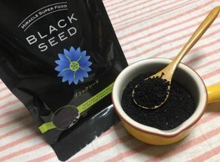 黒ゴマのようだけど、味と香りがスパイシー!注目のスーパーフード「ブラックシード」 を使ってみた!