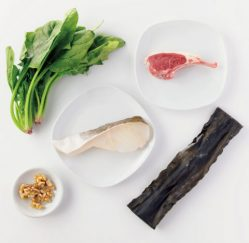 たんぱく質美女のO型におすすめ! 魚介類中心5食材