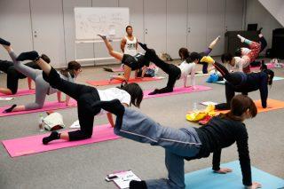 眠った筋肉を呼び覚まそう! 効率よく代謝を上げるトレーニングを体験