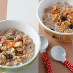 体質改善の基本は朝食を食べることから! 3分でできる温朝食フルグラレシピ