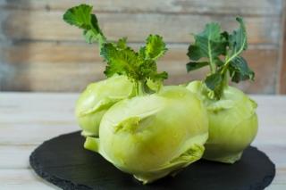インスタ映えしちゃう!? ぷっくり丸くてかわいい野菜「コールラビ」って知ってる?