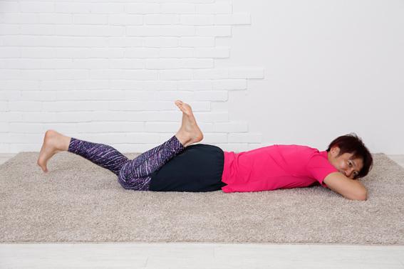 股関節ほぐしで脚やせ! 太ももを細くする美脚エクササイズ