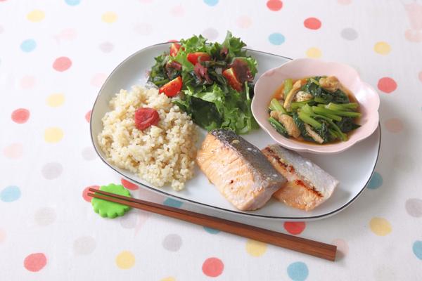 キレイやせは朝ご飯が決め手! 作り置き朝食プレート和風レシピ