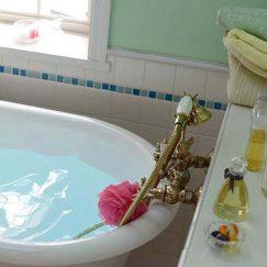 全身浴&ストレッチで温め効果倍増!究極の10分入浴法