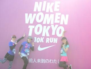 渋谷・表参道を走る!『渋谷・表参道Women's Run』レポート #Omezaトーク