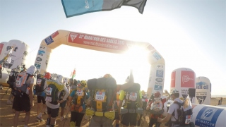 サハラマラソン第5ステージ