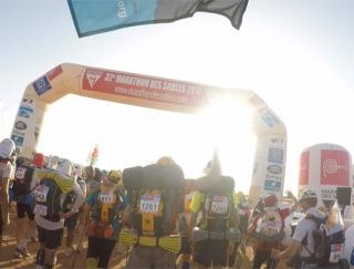 気温50度のサハラ砂漠をマラソンしてきたモデルの話 #ヤハラサハラ