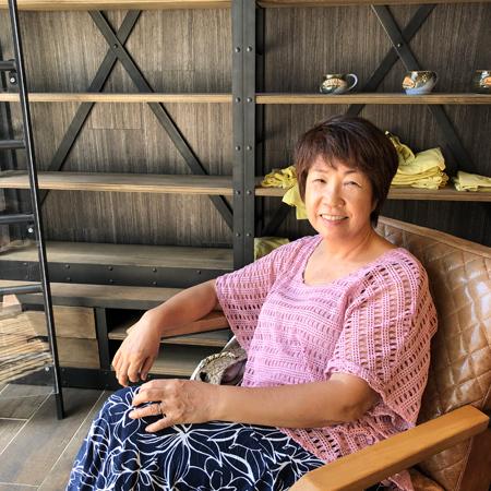 ローフード料理家・平山律子さん
