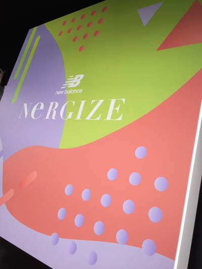 """NERGIZE"" SPRING PARTYでの一枚"