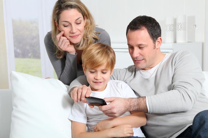 子どものスマホ依存を予防する方法