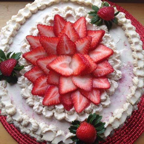 ローフードケーキホールサイズ