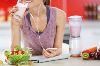 「超簡単!自然と食べ過ぎを防止できる聞くだけダイエットとは?」