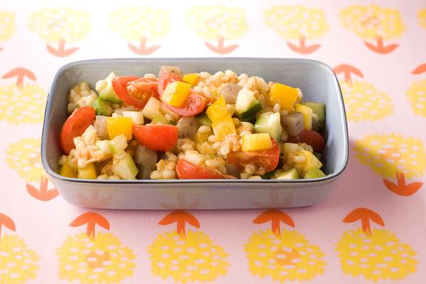 おしゃれで満腹感もすごい! 話題のチョップドサラダは家で簡単に作れちゃう!