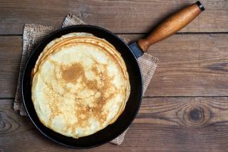 主な材料は長芋と豆腐! 「ダイエットヴィレッジ」で古閑美保さんがつくったダイエットパンケーキに注目