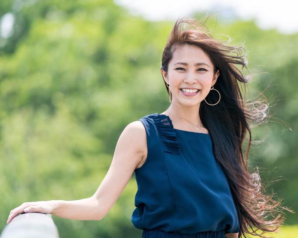 驚きの40歳!モデル坂元美香さんのMyルール【キレイな人のキレイな秘訣】