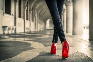 歩き方を変えたら、人生が変わり、13㎏やせたモデル仁香さんの話