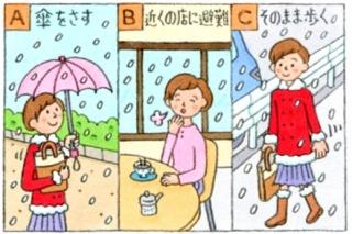 【心理テスト】突然の雪。あなたはどうする?