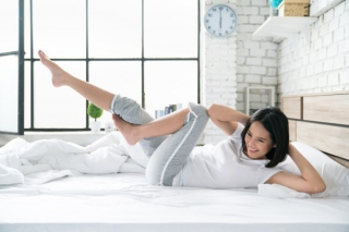 1日3分の簡単「ぐっすりストレッチ」ですぐに眠れて朝まで起きない!