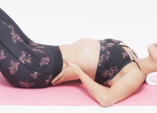 1日2万回行う呼吸をやせ技に! 寝ながらできる「お腹やせ呼吸」で目指せペタ腹