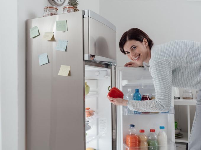納豆は冷蔵庫から出しておく