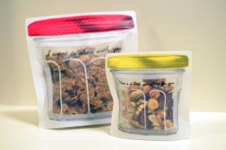 3COINSの「ストックバッグ」でキッチン収納をおしゃれに! #Omezaトーク