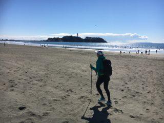 #ヤハラサハラ 「砂浜練習会で知った、 砂の上を走ることの大変さ」